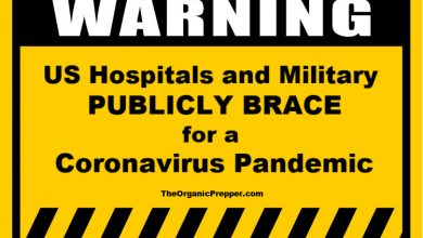 Photo of When US Hospitals and Military PUBLICLY Brace for a Coronavirus Pandemic, You Should Pay Attention