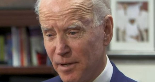Former White House Physician Says There Is Something Wrong With Biden's Mind