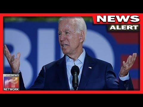 Watch: Joe Biden Thinks He's in California When He's in Nevada