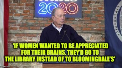 Photo of Michael Bloomberg EXPOSED: In 1990 Bloomberg Employees Created a Book of His Offensive Quotes — See It Here