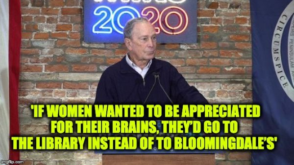 Michael Bloomberg EXPOSED: In 1990 Bloomberg Employees Created a Book of His Offensive Quotes — See It Here