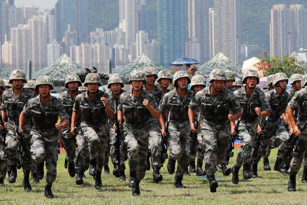 China Now Has the Power to Kill Over Half the US Without Firing a Shot