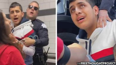 Photo of WATCH: Cops Mistake Autistic Child's Seizure for Drug Use, Beat and Handcuff Him