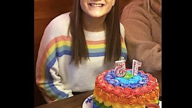 Photo of Rainbow Sweater and Birthday Cake Get Freshman Expelled From Private Kentucky School