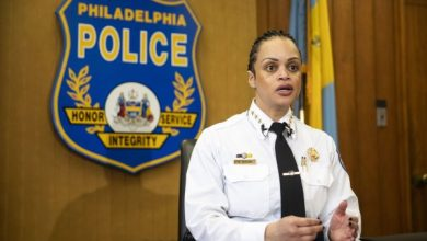 Photo of As Black Violence Rises in Philadelphia, New Black Female Police Commissioner First Act Allows for More Stylish Finger Nails…