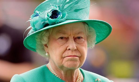 The Queen Isn't Happy: Royal Family's Official Website Links to Chinese Porn