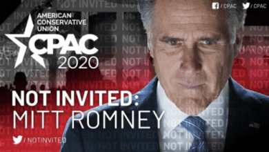 Photo of RINO Mitt Romney Officially Disinvited from CPAC, New Bill in Utah Could Culminate in His Removal