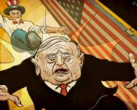 ICE Should Deport George Soros as a Nazi Collaborator