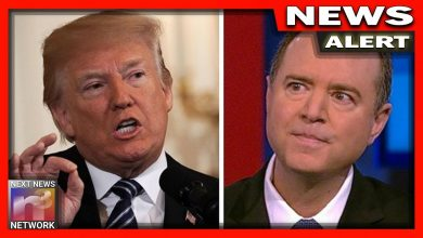 Photo of BOOM! Trump Accuses Schiff of Leaking Bernie-Russia Info, Calls For Investigation!
