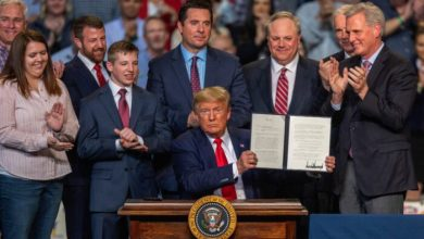 Photo of Trump Delivers on Promise to Provide California Farmers with More Fresh Water, Governor Newsome Vows to Protect Fish