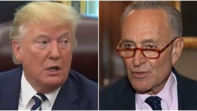 Photo of Chuck Schumer Wants to Open Another Impeachment on President Trump