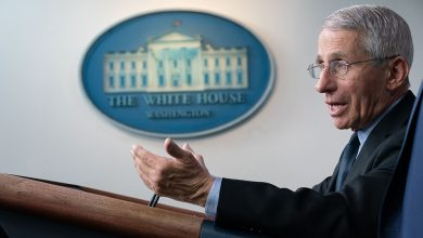 Photo of Dr. Anthony Fauci is continuing Obama's mission to cripple America and turn it into a vaccine police state