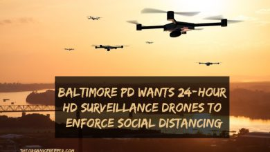 Photo of Baltimore PD Wants 24-Hour HD Surveillance Drones to Enforce Social Distancing