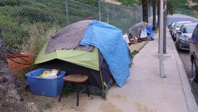 Photo of COVID-19 takes hold among the homeless in Los Angeles