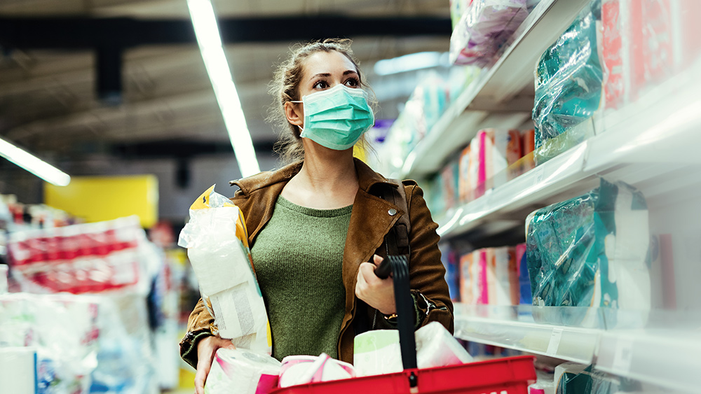 Preventing coronavirus: How to properly decontaminate groceries before entering your house