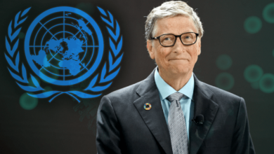 "Photo of Bill Gates Continues The Scam: Pushes ""Immunity Passports"" & Tech-Enabled Surveillance State"