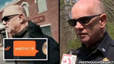 "Photo of Massachusetts: ""Pedophile Hunter"" Catches Police Chief Trying To Have Sex With 14-Year-Old Boy (Video)"