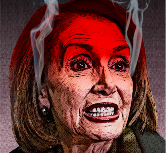 PELOSI MADE MILLIONS: After Congressional Coronavirus Meetings, Pelosi Bought $5 Million In Amazon Stock Before U.S. Retailers Were Forced To Close