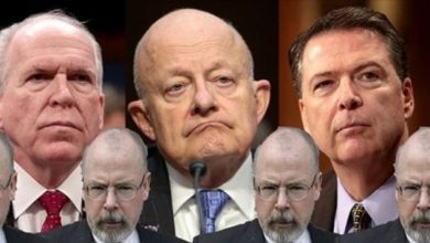 Photo of James Baker Has Flipped… John Durham Building A Major Conspiracy Case According To Report