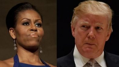 Photo of Michelle Obama Blames Minority Voters For Trump