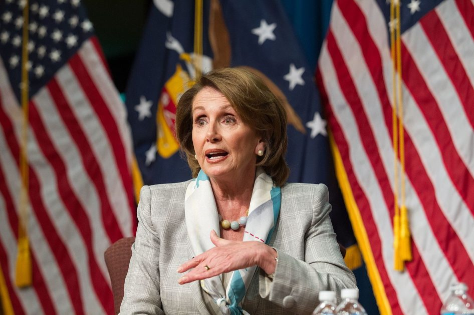 Pelosi Enacts Proxy Voting For House Members Against The Constitution