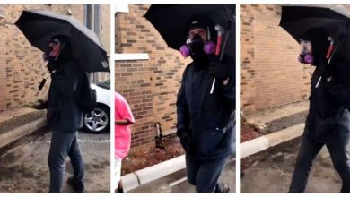 "Photo of Police Deny Any Connection To Mysterious Minneapolis ""Umbrella Man"" Saboteur"