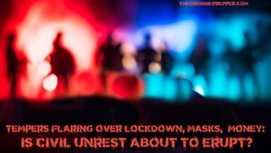 Photo of Tempers Are Flaring Over Lockdown, Masks, and Money: Is All-Out Civil Unrest About to Erupt?