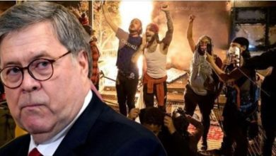 Photo of AG Barr Calls Out ANTIFA, Declares War On Radical Leftist Rioters