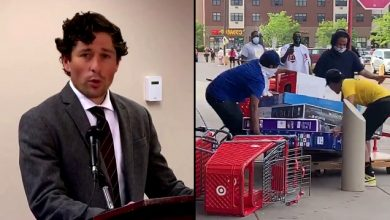 Photo of Minneapolis Mayor Jacob Frey: 'Anger' Shown is Result of '400 Years' of Slavery And Racism