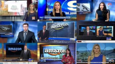 Photo of At Least 11 Local News Stations Caught Airing The Exact Same Amazon Propaganda Segment