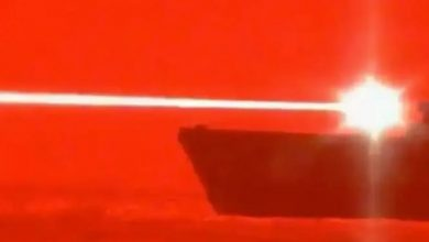 Photo of Navy Releases Video Of High Energy Laser Weapon Destroying A Drone
