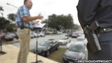 Photo of Police Threatening Jail and $1,000 Fines For Church Holding DRIVE-IN Services