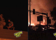 """""""Minneapolis Is Burning"""" – Buildings Torched, Stores Looted, Protests Over George Floyd Intensify"""