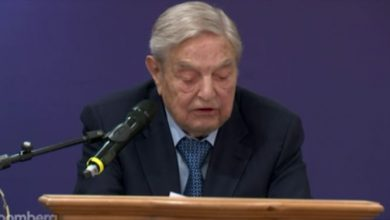 "Photo of Watch: George Soros Claims Trump Administration Is ""A Danger To The World""… ""Will Disappear In 2020"""
