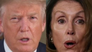 Photo of Trump Calls Out Pelosi,  Makes Her Look Like A Complete DISGRACE