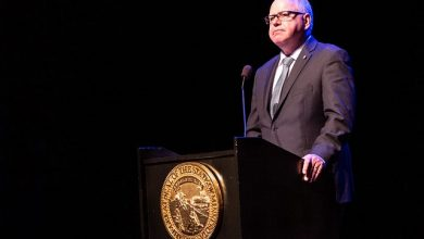 Photo of Democratic Minnesota Gov Tim Walz Suggests 'White Supremacists' to Blame For Riots