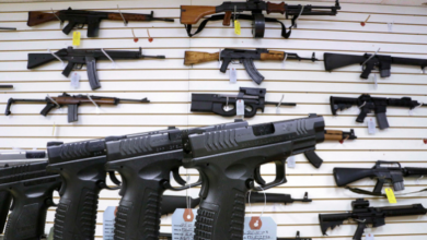 Photo of Gun sales skyrocket amid coronavirus pandemic AND engineered riots