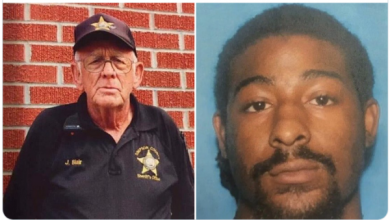 Photo of His Name Is James Blair: White Sheriff's Deputy Murdered by Black Male in Mississippi