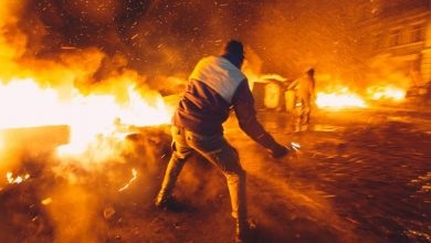 Photo of As the world burns… the real forces behind the uprising, and how to protect yourself NOW