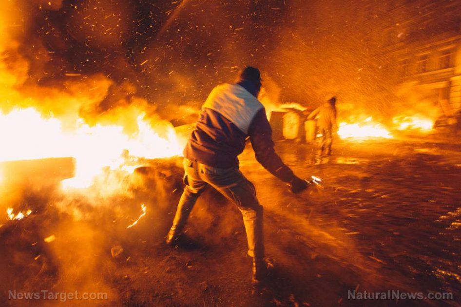 As the world burns… the real forces behind the uprising, and how to protect yourself NOW