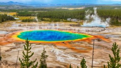 Photo of YELLOWSTONE RECORDS 11 EARTHQUAKES IN 24 HOURS