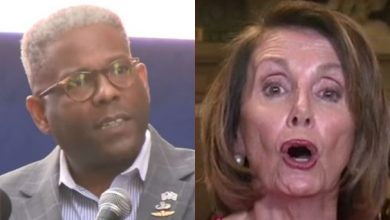 Photo of Lt. Col. Allen West Suggests Nancy Pelosi Should Be Heading To Prison