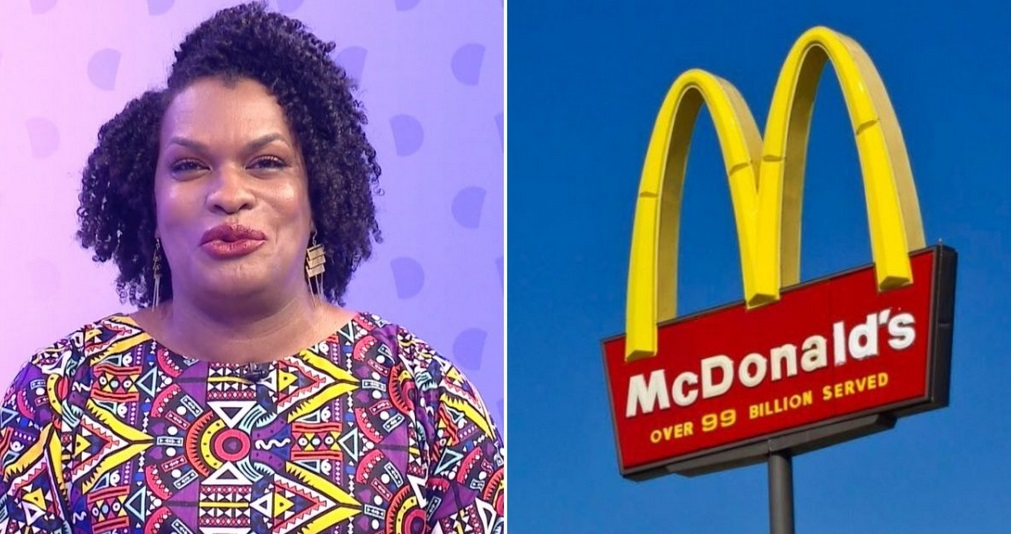 Burger QUEER, McDonald's pushing black trans propaganda on customers