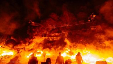 """Photo of Serbia: Unrest Over """"Virus"""" Turns Violent – Protesters Tired Of Being """"Lied To For Political Ends"""" (Video)"""