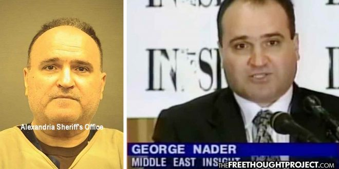Mueller Witness George Nader Gets 10 Years for Holding 14yo Boy Captive as His Sex Slave
