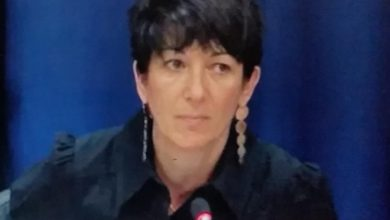 Photo of Journalist Exposes Ghislaine Maxwell's Ties To The UN