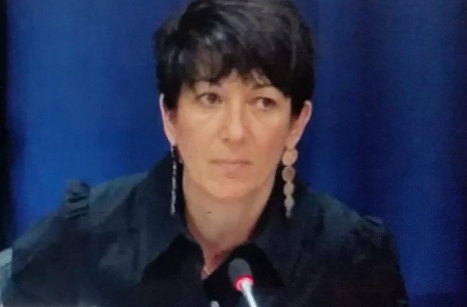 Journalist Exposes Ghislaine Maxwell's Ties To The UN