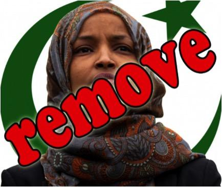 "Muslim Representative Ilhan Omar Wants To ""Dismantle America"" During This Revolution!"