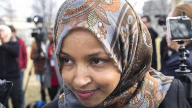 Photo of Ilhan Omar Should Be Expelled From House For Threatening To 'Tear Down' Our Political System, But Won't Be
