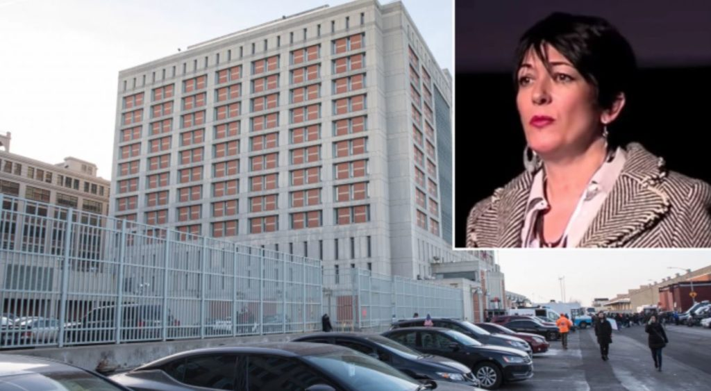 "Ghislaine Maxwell Is Moved From ""Cell To Cell"" To Prevent Assassins From Killing Her"